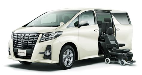 Gambar Mobil Toyota Alphard by 2015 Toyota Alphard And Vellfire Unveiled Details