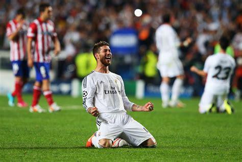 Sergio Ramos Photos Real Madrid Atletico