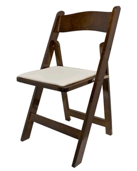 brown folding chair gave in sept 6th 2014