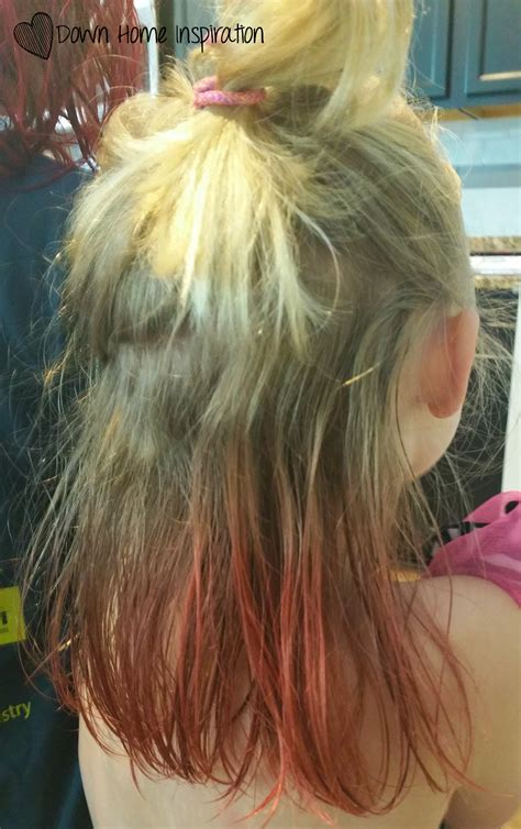 Kool Aid Hair Color 6 Down Home Inspiration