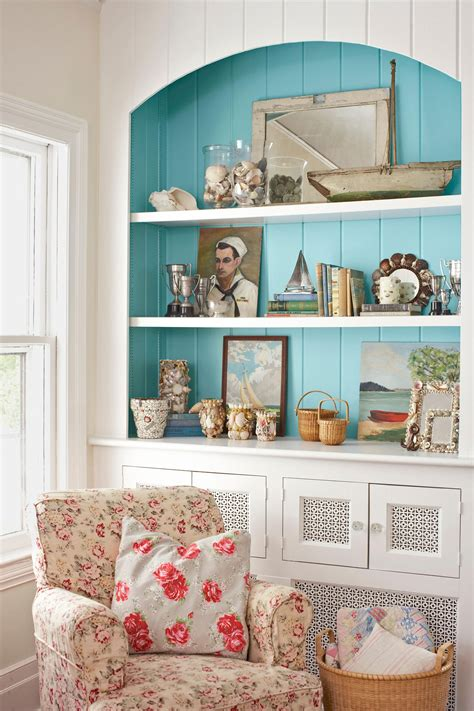 Cape Style Home Decorated Classic Color And Pattern by How To A Personal Themed Home Decor Interior