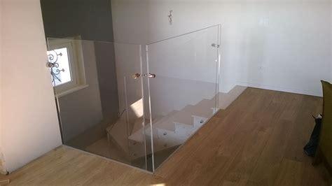 Corrimano In Plexiglass by Parapetto In Plexiglass Plexiglass By Scrambled Design