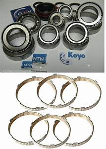 Nv5600 Transmission Rebuild Kit With Synchro Rings Fits