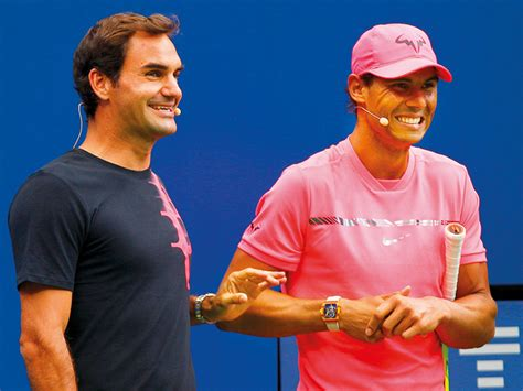 Federer, Nadal's mutual respect amidst rivalry thrills ...