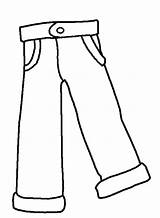 Coloring Pages Clothes Printable Boys Drawing Pant Outlines Sheets Outline Trousers Farm Animal Pants Printablee Getdrawings Clothing Clip Via Children sketch template