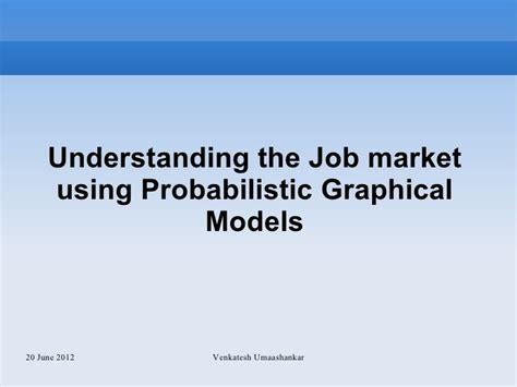 Understanding Job Market Using Probabilistic Graphical Models