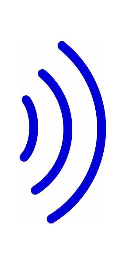 Sound Clipart Waves Wave Radio Clip Soundwaves