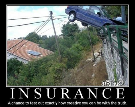 Insurance Memes And Funny Jokes