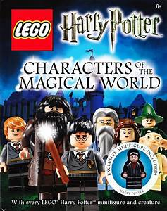 ISBN0756692571 1 LEGO Harry Potter Characters Of The