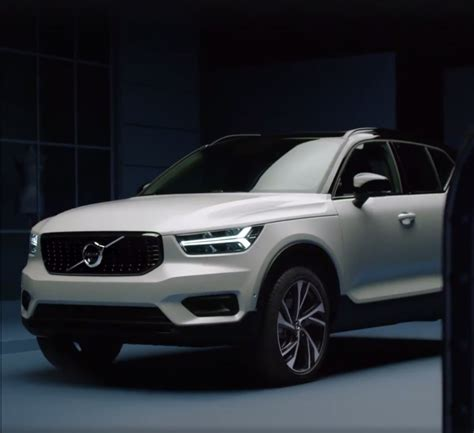 volvo accidentally reveals  xc suv carscoops