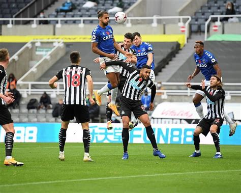 Wilson scores 2 as Newcastle upsets Everton 2-1 in EPL ...