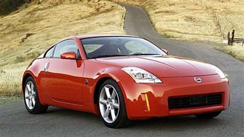 2003 Nissan 350z (z33) Trim Levels And Features Ruelspotcom