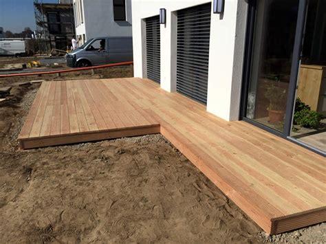 Terrasse Mit Holz by Holz Terrasse Nicht Uberdacht Bvrao