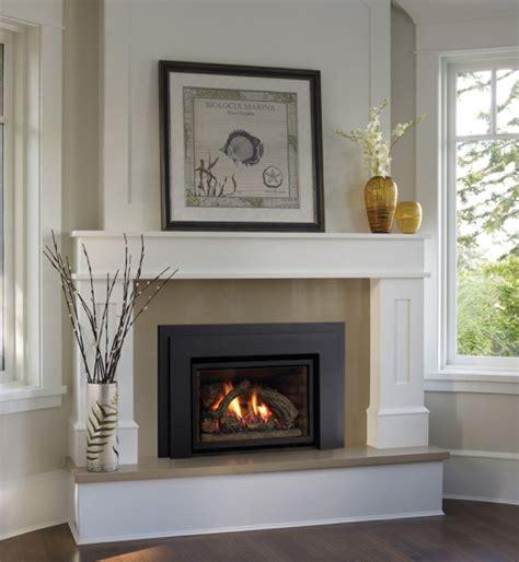 fireplace mantels canada modern gas fireplace inserts canada