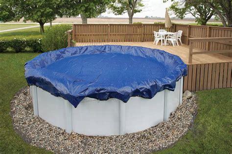 close  winterize   ground swimming pool