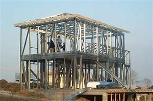 Maison Structure Métallique : constructeur maison ossature metallique en france ~ Melissatoandfro.com Idées de Décoration
