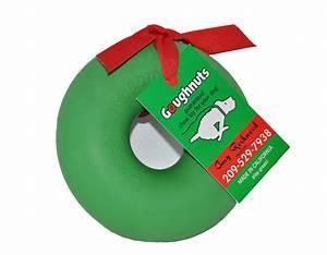 Goughnuts dog toys the original goughnuts indestructible for Indestructible dog chew toys