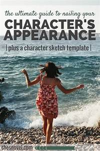 How To Capture Your Character U0026 39 S Appearance