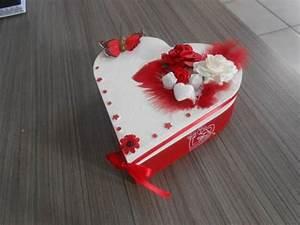 Boite A Bijoux Originale : boite a bijoux forme de coeur blog de creaflo77 ~ Teatrodelosmanantiales.com Idées de Décoration