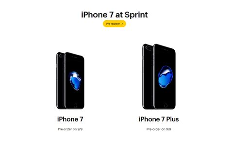sprint iphone deals hey sprint wants to give you a free iphone 7