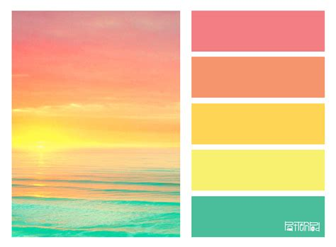 morning colors morning patternpod color lesson ideas