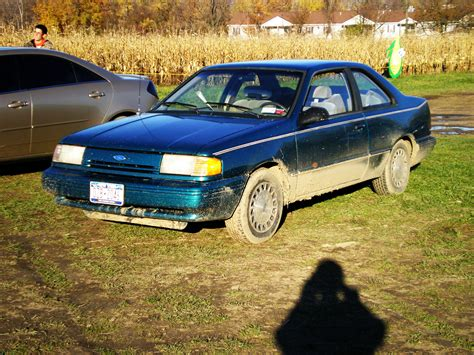 1993 FORD TEMPO - Image #6