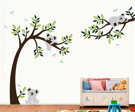 muursticker babykamer muurstickers dieren voor babykamer kinderkamer
