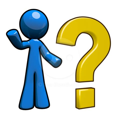 Question Clipart Asking Questions Clipart