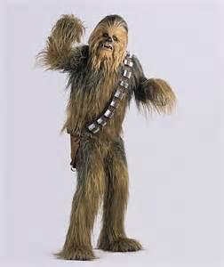Star Wars Peter Mayhew as Chewbacca