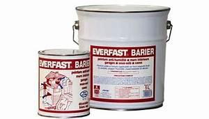 Traitement Anti Humidité : everfast barier traitement anti humidit des murs int rieurs batiproduits ~ Dallasstarsshop.com Idées de Décoration