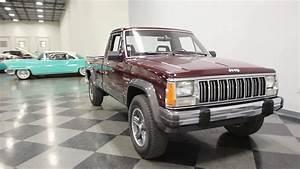 809 Nsh 1988 Jeep Comanche Laredo