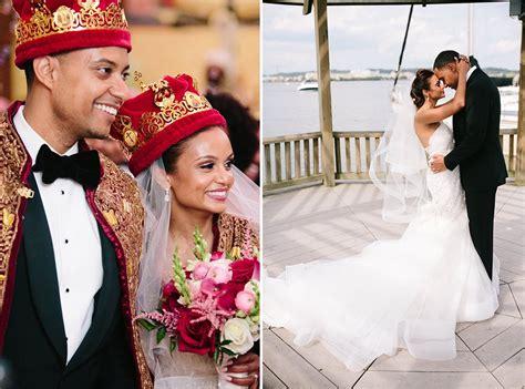 couples glamorous ethiopian orthodox wedding