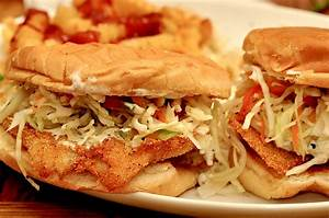 Lifeboat Special: Fried Fish Sandwich - Food Republic