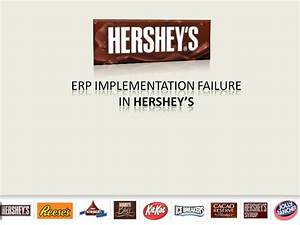 erp failure in hersheys With hershey powerpoint template