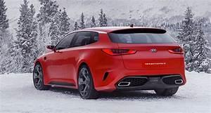 Kia Sportspace Concept To Premiere In Geneva  Previews Optima Wagon