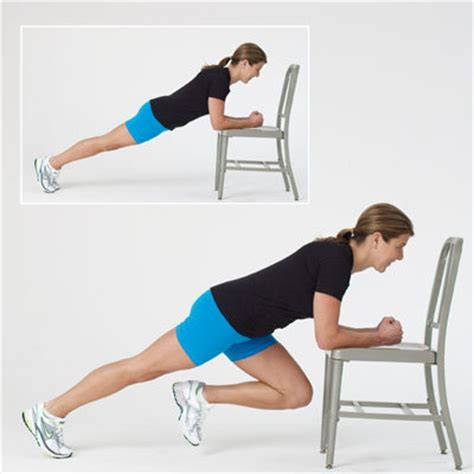 14 unique chair exercises for the whole