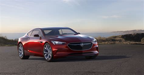 Cadillac Buick by Buick Avista Concept Debuts In Detroit Gm Authority