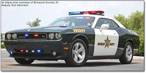 Dodge Challenger Police Cars