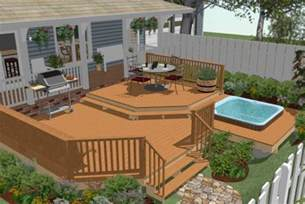 deck designs with tub www pixshark images galleries with a bite