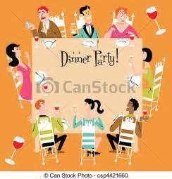 formal luncheon invitation vector clipart diner feestje uitnodiging variëteit