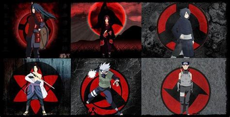 Naruto Shippuden Lovers: Mangekyou Sharingan