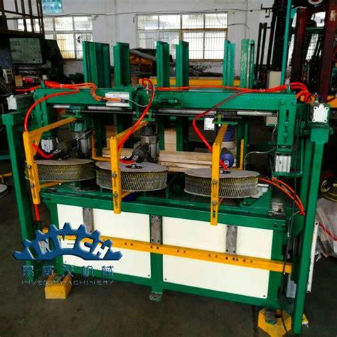pallet blocks nailing machine wood pallets wood