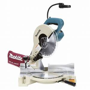 Makita LS1040F 15-Amp 10 in Compound Miter Saw with Light
