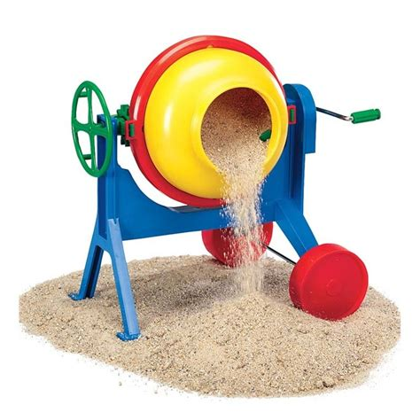 magic cabin toys play cement mixer sand water toys magic cabin
