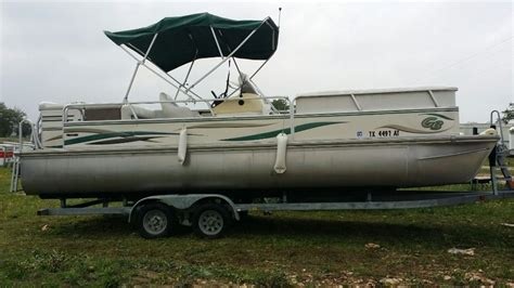 G3 Pontoon Boats Prices by G3 24ft Pontoon Boat 2001 For Sale For 7 500 Boats From