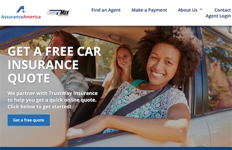 I have only been with assurance america corporation for 3 months now, and luckily, i have not been in a wreck yet. AssuranceAmerica Deploys One Inc Digital Payments Platform | Insurance Innovation Reporter