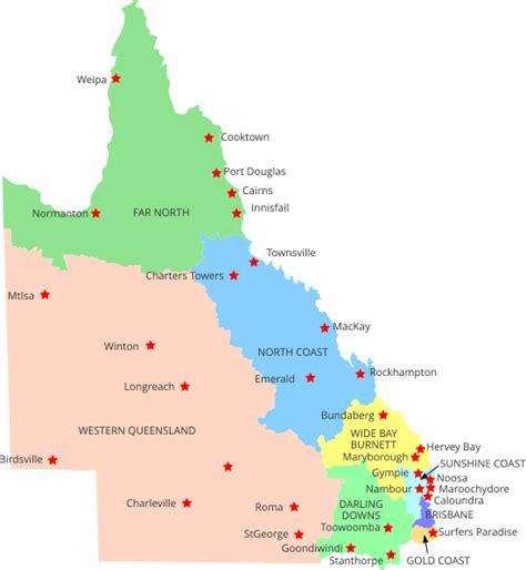 queensland australian locality guide