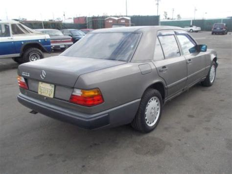 purchase used 1986 mercedes 300e no reserve in orange california united states