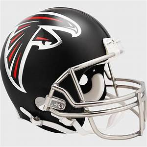 Atlanta Falcons 2020 Riddell Replica Full Size Vsr4 Helmet