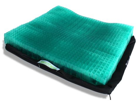 Gel Cusions - gel seat wheelchair cushion general polymer usa made